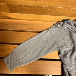 American Eagle Outfitters Sweaters - American Eagle Outfitters Gray Cardigan Sweater